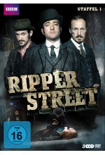Ripper Street - Staffel 1  [3 DVDs] DVD-Cover
