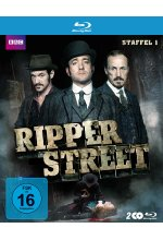 Ripper Street - Staffel 1  [2 BRs] Blu-ray-Cover