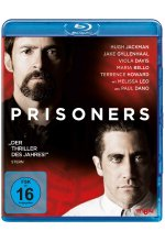 Prisoners Blu-ray-Cover