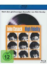 High Fidelity Blu-ray-Cover