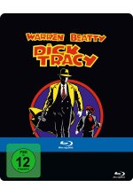 Dick Tracy - Steelbook Blu-ray-Cover