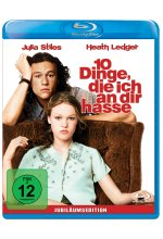 10 Dinge, die ich an Dir hasse - Jubiläums Edition Blu-ray-Cover