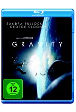 Gravity Blu-ray-Cover