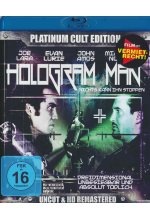 Hologram Man - Uncut/Platinum Cult Edition Blu-ray-Cover