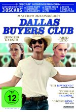 Dallas Buyers Club DVD-Cover
