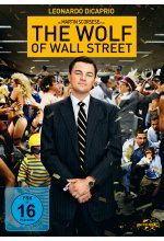 The Wolf of Wall Street DVD-Cover