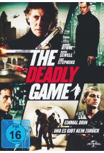 The Deadly Game DVD-Cover