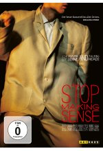 Stop Making Sense - 20th Anniversary Edition DVD-Cover