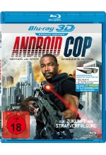 Android Cop  [SE] (inkl. 2D-Version) Blu-ray 3D-Cover