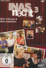 Inas Nacht - Best of Singen & Best of Sabbeln 3  [2 DVDs] DVD-Cover