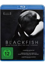 Blackfish - Never cature what you can't control  (OmU) Blu-ray-Cover