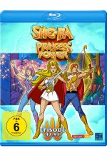 She-Ra - Princess of Power - Season 2/Epidsode 47-93 Blu-ray-Cover