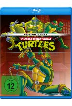 Teenage Mutant Ninja Turtles - Season 2/Episoden 57-113<br> Blu-ray-Cover