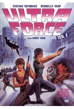 Ultra Force 2 DVD-Cover