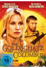 Der Goldschatz des Christoph Columbus DVD-Cover