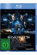 Ender's Game - Das große Spiel Blu-ray-Cover
