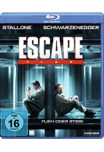 Escape Plan Blu-ray-Cover