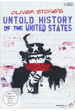 Oliver Stone's Untold History of the United States  [3 DVDs] DVD-Cover