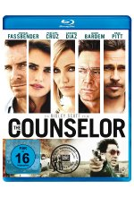 The Counselor Blu-ray-Cover