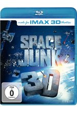 IMAX: Space Junk 3D Blu-ray 3D-Cover