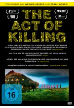 The Act of Killing  (OmU) DVD-Cover