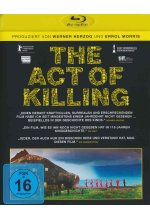 The Act of Killing  (OmU) Blu-ray-Cover