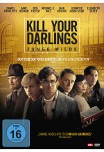 Kill Your Darlings - Junge Wilde DVD-Cover