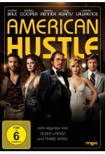 American Hustle DVD-Cover