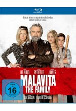 Malavita - The Family Blu-ray-Cover