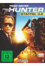 Hunter - Staffel 3.2  [3 DVDs] DVD-Cover