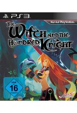 The Witch and the Hundred Knight Cover
