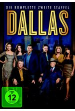 Dallas (2013) - Staffel 2  [4 DVDs] DVD-Cover
