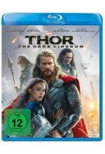 Thor - The Dark Kingdom Blu-ray-Cover