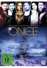 Once upon a time - Es war einmal - Staffel 2  [6 DVDs] DVD-Cover