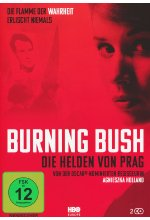 Burning Bush - Die Helden von Prag DVD-Cover
