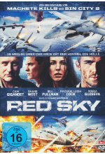 Red Sky DVD-Cover