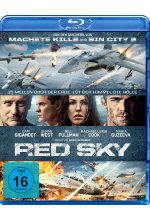 Red Sky Blu-ray-Cover