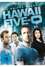 Hawaii Five-0 - Season 3  [7 DVDs] DVD-Cover