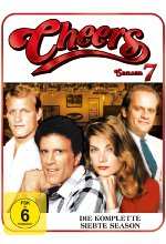 Cheers - Season 7  [3 DVDs] DVD-Cover
