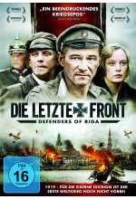 Die letzte Front - Defenders of Riga DVD-Cover