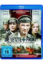 Die letzte Front - Defenders of Riga Blu-ray-Cover