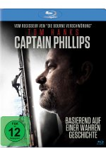 Captain Phillips Blu-ray-Cover