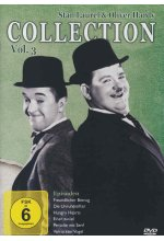 Stan Laurel & Oliver Hardy Collection Vol. 3 DVD-Cover