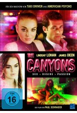 The Canyons DVD-Cover