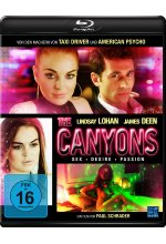 The Canyons Blu-ray-Cover
