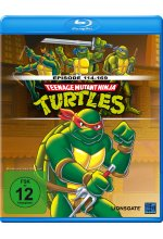 Teenage Mutant Ninja Turtles - Season 3/Episoden 114-169<br> Blu-ray-Cover
