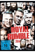 Royal Rumble 2014 DVD-Cover