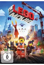 The Lego Movie DVD-Cover