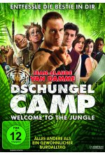 Dschungelcamp - Welcome to the Jungle DVD-Cover