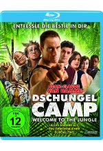 Dschungelcamp - Welcome to the Jungle Blu-ray-Cover
